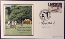 6.10.2005 Cricket Ashes Winners FDC Signed David Graveney, English Test Selector