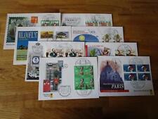 WB0221 / Messebelege Deutsche Post 1997  (8 Stück) komplett