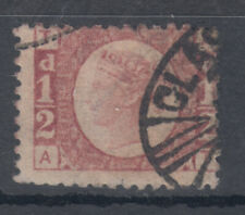 Glasgow NPV Cancel on 1/2d red SG 48? Plate 14
