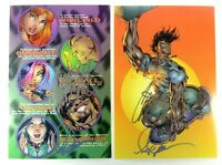 Image GEN 13 Prints #7-8 SIGNED By J Scott CAMPBELL & Alex GARNER NM Ships FREE!