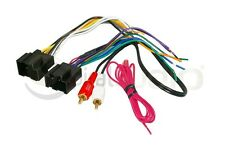 GM 2005-2012 Radio Wire Harness for Aftermarket Stereo Installation WH-0033