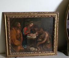 Nativité XVIIème siècle