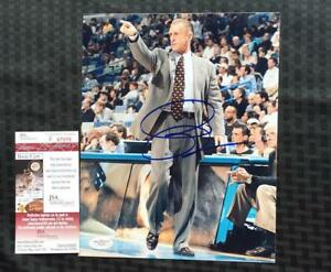 Pat Riley Autographed and Signed Photo
