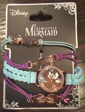 Disney The Little Mermaid Ariel Kiss The Girl 4 Pack Wrap Bracelet Watch