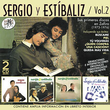 SERGIO Y ESTIBALIZ Vol.2 1973-1976 -2CD