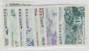 KOREA 434, 436-443 MINT HINGED OG * NO FAULTS FANTASTIC ! - T949