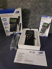Dostmann P750-PT Measuring Instrument - No Sensor - See Details