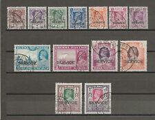 BURMA 1946 SG O28/40  USED Cat £250