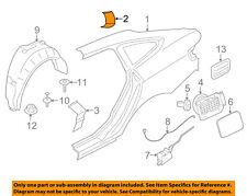 BMW OEM 14-16 328i GT xDrive-Quarter Panel Upper Plate Left 41217334025