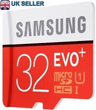 Samsung 32GB Micro SD Card SDHC EVO UHS-I Class 10 TF Memory Card FAST HD 4K