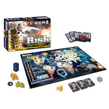 BRAND NEW SEALED RISK: Doctor Who Board Game USAOPOLY FREE SHIPPING! IN STOCK!