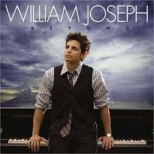 WILLIAM JOSEPH : BEYOND (CD) sealed