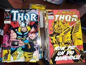 Thor play press completa da edicola 1/60