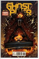 ALL NEW GHOST RIDER # 3 2014 1:15 MARK TEXEIRA VARIANT ROBBIE REYES LOW PRINT