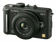 Panasonic Mirrorless Interchangeable-Lens Camera Gf1 Lens Kit (20Mm / F1.7 Panca