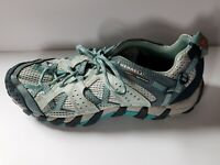Merrell Continuum Teal Vibram Sole Beach~Summer Hiking shoes Women's Size 6