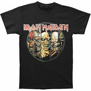** Iron Maiden Eddie Evolution T-shirt Official **