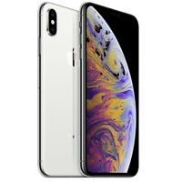 Apple iPhone XS 512GB Silver Verizon T-Mobile AT&T Fully Unlocked Smartphone