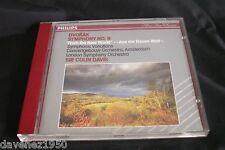 DVORAK SYMPHONY 9 'From The New World' Colin Davis. Philips 420 349-2. 2002 CD.