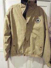 NWT MENS LARGE OURAY SPORTSWEAR GRAND TRAVERSE TURTLE CREEK CASINO JACKET