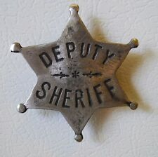 REFRIDGERATOR MAGNET DEPUTY SHERIFF