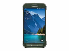Samsung Galaxy S5 active G870A 16GB Unlocked GSM AT&T T-Mobile LTE - Camo Green