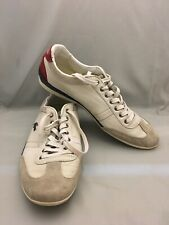 LACOSTE MEN'S LEATHER SNEAKERS size 11 Tennis Shoes Very Good Condition *NICE *