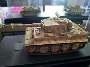 1/72 Dragon Armor 60021 - Tiger I Late Production w/Zimmerit, s.Pz.Abt.101