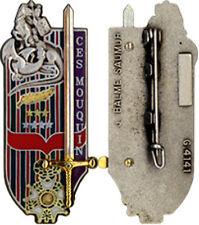 MOUQUIN, Chef d'Escadron, EOR COET Arme Blindée, Balme 4141 (réf 2748)