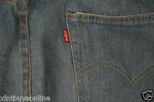 LVC Levis  Big E LVC 1955 501 Faithful  # 501559045 (33X36) Levi's Made in USA
