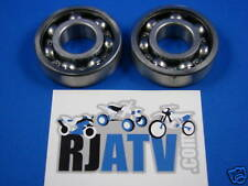 Kawasaki KFX50 KFX 50 87-88 Main Crankshaft Bearings