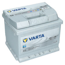 Varta 12V 52Ah 520A/EN Autobatterie Silver Dynamic C6 Starterbatterie