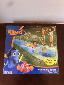 Disney-Pixar Finding Nemo- Nemo's Big Splash Slip-n-Slide NEW IN BOX