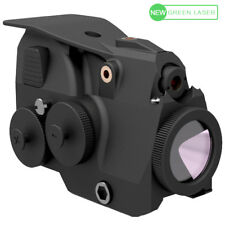 Laspur  Green Laser Sight and  Flashlight Light Combo  Rail Mount Aluminum body