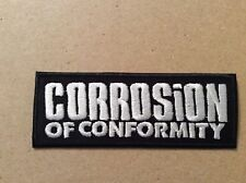 M403 // ECUSSON PATCH AUFNAHER TOPPA / CORROSION OF CONFORMITY 10*4 CM