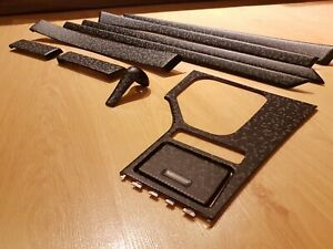 BMW E39 OEM interior trim HONEY COMBO