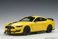 Autoart 72932 - 1/18 Ford Mustang Shelby GT350R - Triple Yellow - Neu