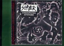 SLAYER - UNDISPUTED ATTITUDE  CD NUOVO SIGILLATO