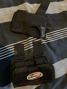 Zanier Wrist guards - Used. Black