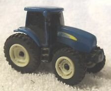 "VINTAGE ERTL TOY--NEW HOLLAND ALL WHEEL DRIVE TRACTOR--2 1/2"" LONG--VERY NICE"
