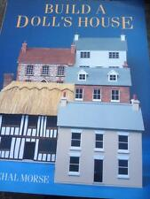 Build a Doll's House Michal Morse Tudor, Georgian, Victorian, Shop p/b