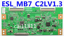 "SONY KDL-40EX520 KLD-40EX521 T-CON BOARD ESL_MB7_C2LV1.3 For LTY400HM08 FOR40""TV"