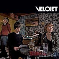 VELOJET - THIS QUIET TOWN   CD INDIE POP NEW!