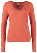 Women's Plus Size Waist Length Cotton Blend Jumpers & Cardigans