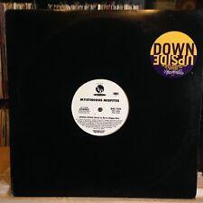 """[RAP]~NM 12""""~MYSTIDIOUS MISFITS~Upside Down~[x3 Mixes / Remixes]~{1995~WLP PROMO"""