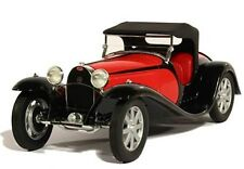 Pantheon 1:18 1932 Bugatti Type 55 Roadster Spider Closed Roof in Red and Black