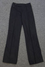 MEXX Women's Granite High Rise Straight Leg Wool Blend Pant EU 2 US XS