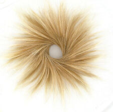 chouchou cheveux blond clair cuivré méché blond clair ref: 21 en 27t613