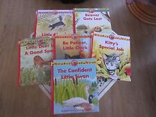 Set of 6 Books From Little Animal Adventures pub by Readers Digest H/B
