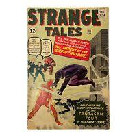 Strange Tales #106 GD/VG Fantastic Four Appearance, 1st appearance of ACROBAT